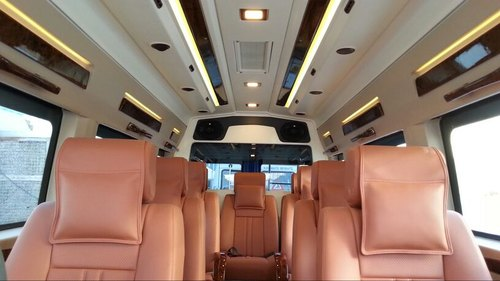 Hire 26 Seater Tempo Traveller
