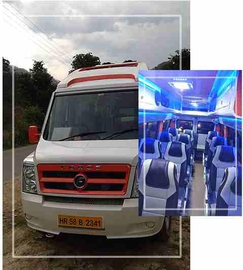Outstation Taxi Service-Delhi